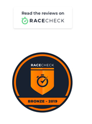 Race reviews on Racecheck