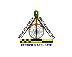 Course measurers association logo